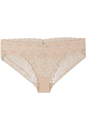 Wacoal Halo lace bikini brief