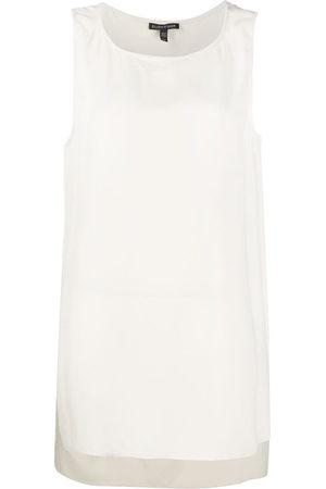 Eileen Fisher Women Tank Tops - Sleeveless silk top