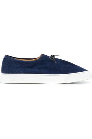 Mackintosh X Jacques Solovière Jim low-top sneakers