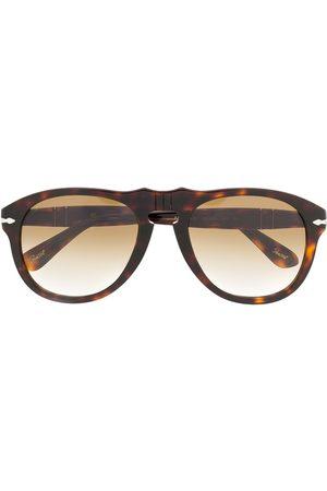 Persol Tortoiseshell-effect sunglasses