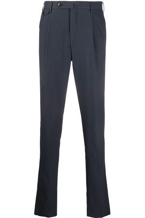PT01 Men Trousers - Tapered cotton trousers