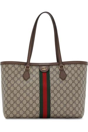 Gucci Women Handbags - Ophidia Gg Supreme Original Tote Bag