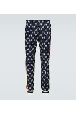 Gucci GG jacquard trackpants