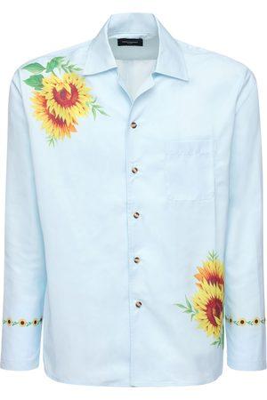 UNKNOWN Sunflower Cotton Bowling Shirt