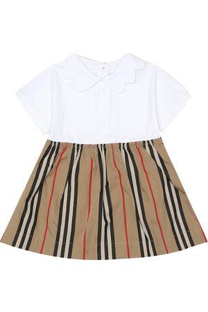 Burberry Janine stretch-cotton dress