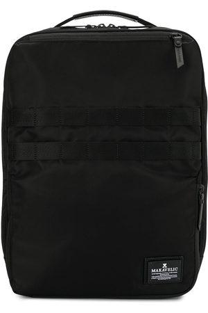 Makavelic Logo-patch Wisdom backpack
