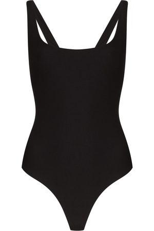 Alix NYC Women Tank Tops - Scoop neck sleeveless bodysuit