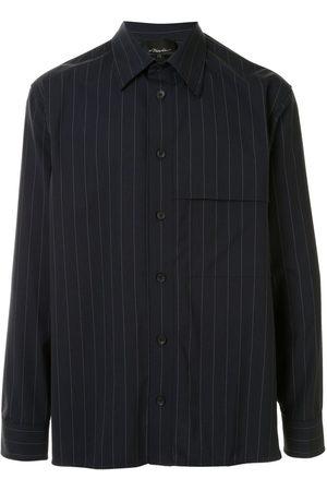 3.1 Phillip Lim Pinstriped oversized shirt