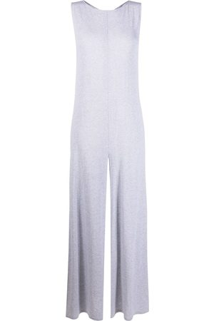 Malo Knitted wide leg jumpsuit