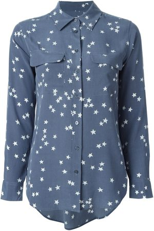 Equipment Star print shirt
