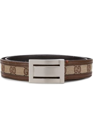 Gucci Belts - 1970s GG logo belt