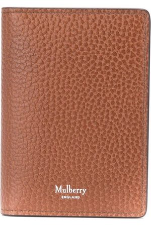 MULBERRY Men Wallets - Pebbled leather wallet