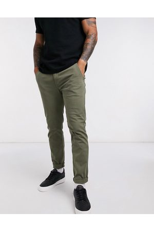 Levi's XX Chino slim fit trousers in olive