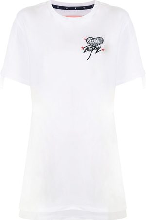 BAPY Short sleeve embroidered logo T-shirt
