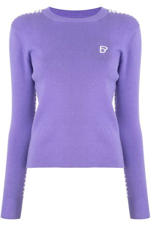BAPY Long sleeve ribbed knit sweater