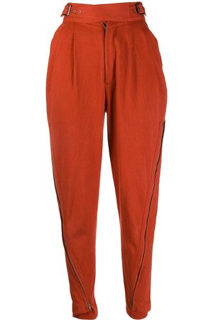 Issey Miyake 1980s high-waist trousers