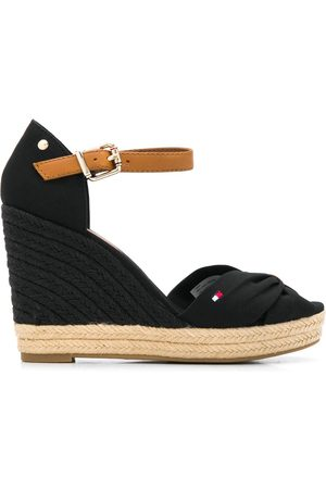 Tommy Hilfiger Open-toe wedge sandals