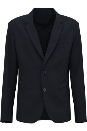 Armani Stretch Nylon Blend Jacket