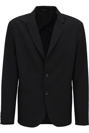Armani Men Blazers - Stretch Nylon Blend Jacket