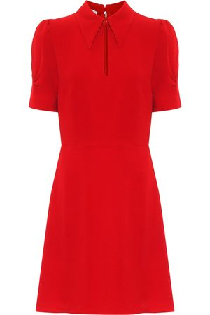 Stella McCartney Blair cady minidress