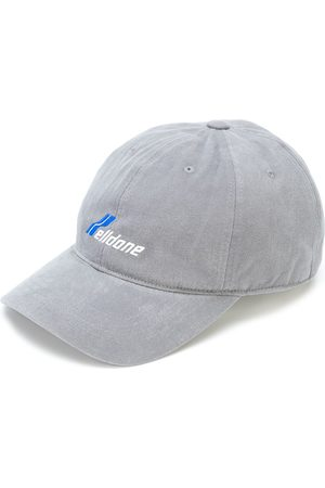 We11done Hats - Logo embroidered baseball cap