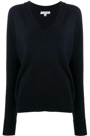 Equipment Madalene V-neck cashmere jumper