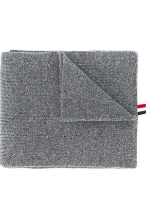 Thom Browne Men Scarves - 4-bar stripe scarf