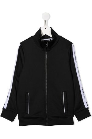 Givenchy Logo side panel jacket