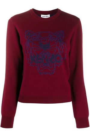 Kenzo Tiger knitted jumper