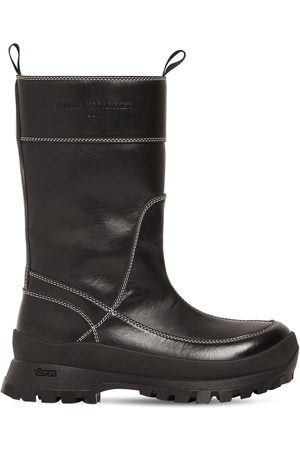 Stella McCartney Women Boots - 30mm In The Rain Faux Leather Boots