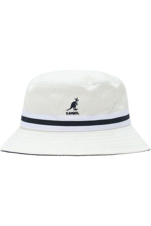 Kangol Men Hats - Lahinch Cotton Bucket Hat