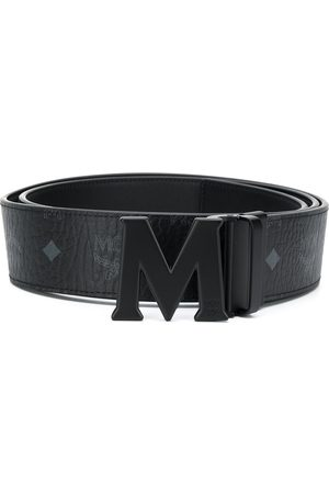 MCM Claus matte reversible belt