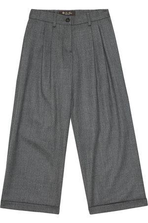 Loro Piana Annika stretch-wool pants