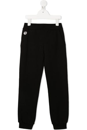 Philipp Plein Teddy bear-print sweatpants