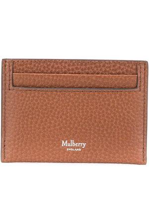 MULBERRY Grain-texture card holder