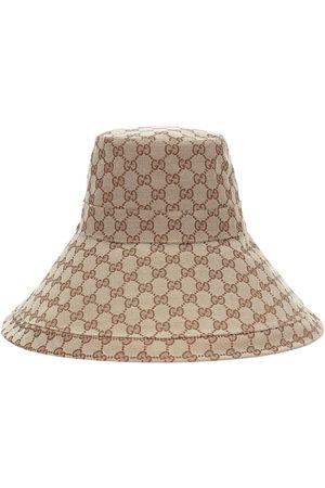 Gucci GG Supreme canvas hat