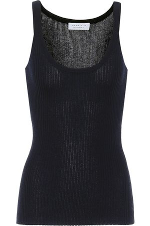 GABRIELA HEARST Daniel cashmere and silk tank top