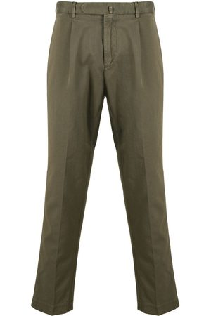 DELL'OGLIO Men Slim Trousers - Slim-fit trousers