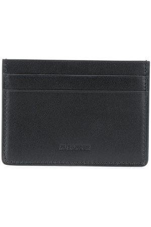Jil Sander Men Wallets - Embossed logo square cardholder