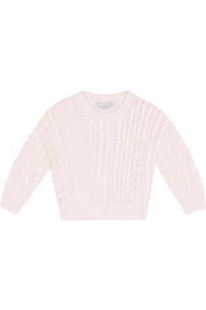 Stella McCartney Cotton and wool sweater