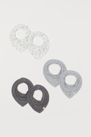 H&M 6-pack triangular scarves - Grey