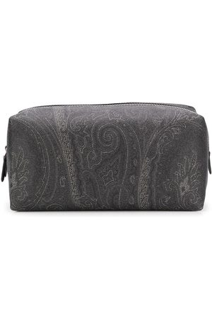 Etro Paisley-print wash bag