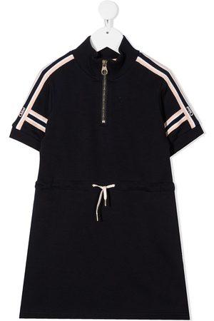 Chloé Zipped T-shirt dress