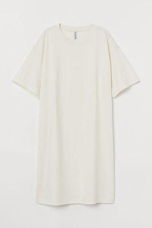 H&M Women Short Sleeve - T-shirt dress