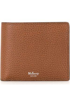MULBERRY Logo bi-fold wallet