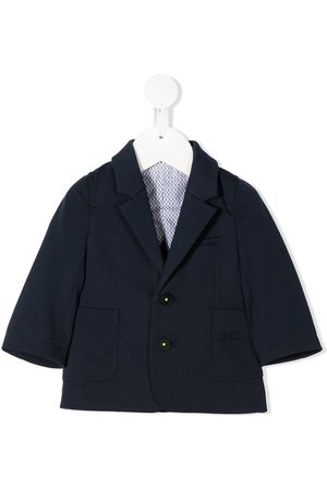 HUGO BOSS Twill blazer