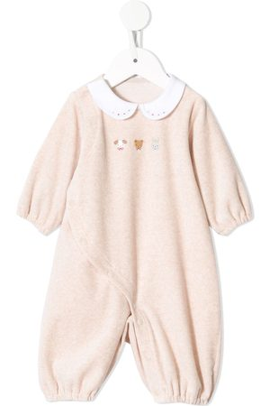 Familiar Baby Rompers - Embroidered animal romper