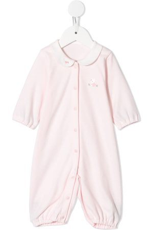 Familiar Baby Rompers - Embroidered bear romper
