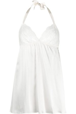 Gilda & Pearl Women Vests - Silk Eva babydoll top