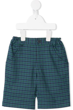 Familiar Boys Trousers - Checked trousers
